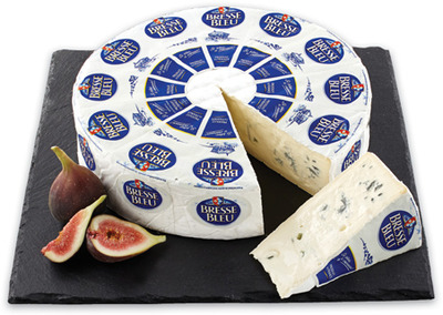 BRESSE BLEU BLUE CHEESE OR LA SAUVAGINE CHEESE