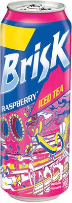 BRISK ICED TEA CANS