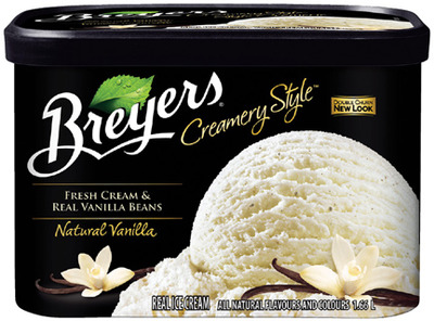 BREYERS ICE CREAM, FROZEN DESSERT, BEN & JERRY'S ICE CREAM, MAGNUM OR FRUTTARE BARS