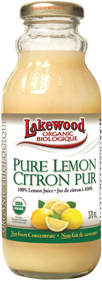 LAKEWOOD LEMON JUICE