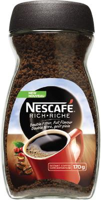 NESCAFÉ OR TASTER'S CHOICE INSTANT COFFEE