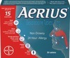 AERIUS Allergy or Dual Action Allergy Tablets 30's or CLARITIN Allergy or Rapid Dissolve Tablets 50's