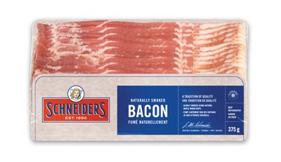 Schneiders Grill'ems, Juicy Jumbos, Smoked Sausages or Bacon