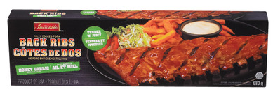 IRRESISTIBLES PORK SHANKS OR PORK BACK RIBS