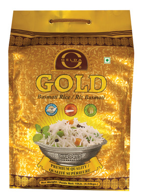 GELDA GOLD OR NOOR BASMATI RICE