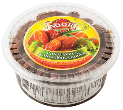 NOOR PITTED DATES