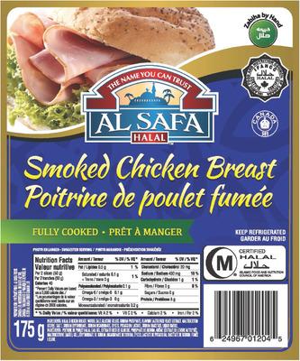 AL SAFA HALAL SLICED DELI MEATS
