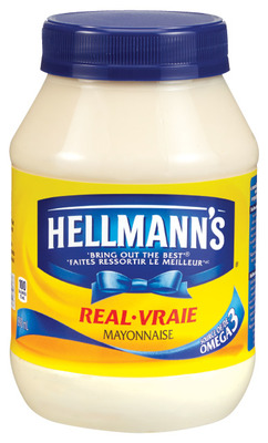 HELLMANN'S MAYONNAISE, BECEL MARGARINE, BEN & JERRY'S FROZEN DESSERT, MAGNUM OR FRUTTARE BARS, LIPTON TEA OR DOVE BAR SOAP OR HAIR CARE