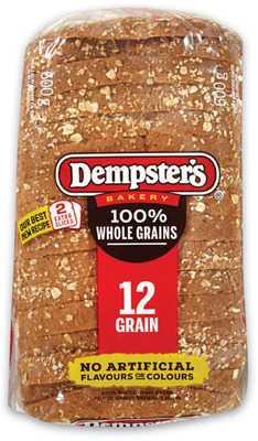 Dempster's Whole Grains Bread, Bagels or Stonemill Bread