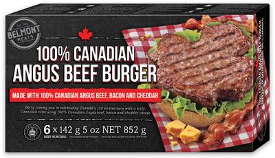 Belmont Angus Beef Burger