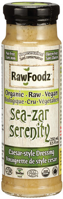 RAW FOODZ DRESSING