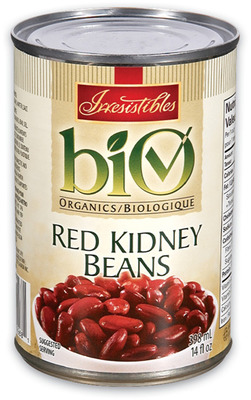 IRRESISTIBLES ORGANIC OR LIFE SMART BEANS