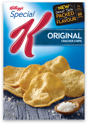SPECIAL K CRACKER CHIPS