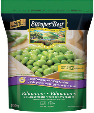 EUROPE'S BEST FROZEN VEGETABLES