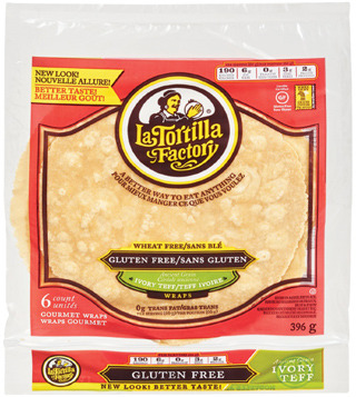 LA TORTILLA WRAPS
