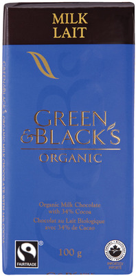 GREEN & BLACK'S CHOCOLATE BARS