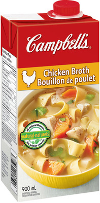 CAMPBELL'S CHUNKY SOUP OR BROTH