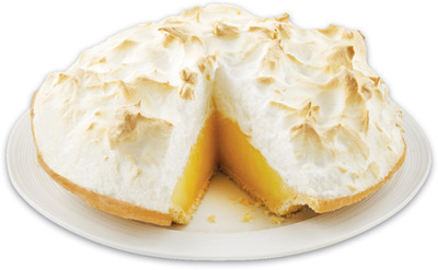 Homestyle Lemon Meringue