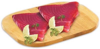 SEA DELIGHT SWORDFISH OR TUNA STEAKS OR MARINATED