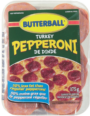 BUTTERBALL TURKEY PEPPERONI