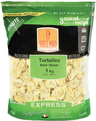 O SOLE MIO FILLED PASTA