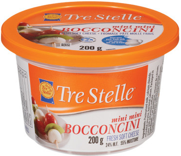 TRE STELLE BOCCONCINI CHEESE