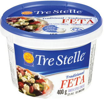 TRE STELLE FETA CHEESE