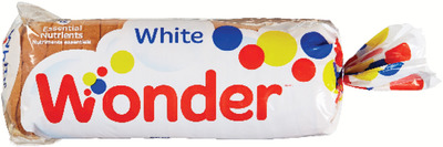 WONDER BREAD WHITE SLICED BREAD
