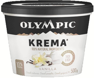 OLYMPIC KREMA YOGURT