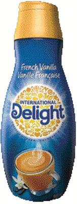 INTERNATIONAL DELIGHT COFFEE WHITENER