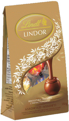 LINDT LINDOR CELLO CHOCOLATE