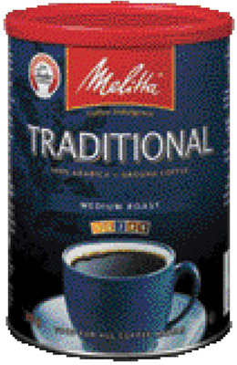 MELITTA GROUND ROAST COFFEE