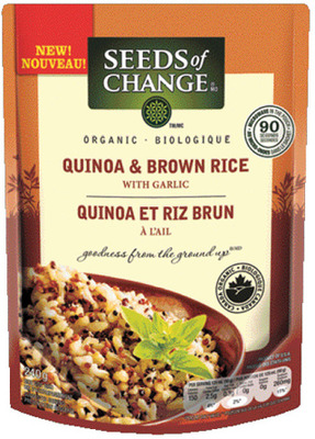 UNCLE BEN'S SEEDS OF CHANGE INSTANT RICE
