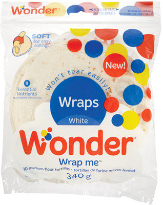 WONDER WRAPS