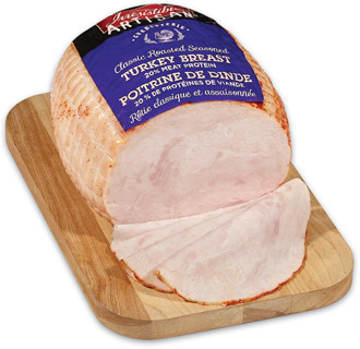 IRRESISTIBLES ARTISAN TURKEY OR CHICKEN BREAST
