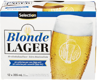 SELECTION NON-ALCOHOLIC BEER