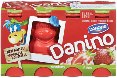 DANONE DANINO DRINKABLE YOGURT