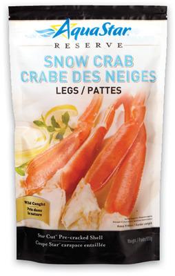 AQUA STAR SNOW CRAB LEGS