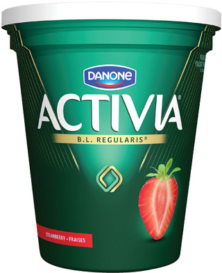 Danone Activia 8 X 100 g, 650 g or Oikos Greek Yogurt 4 X 95 - 100 g