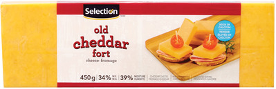 SELECTION CHEESE BARS 400 - 450 g or SHREDDED CHEESE 300 - 320 g