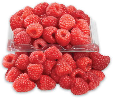 Raspberries 170 g, PRODUCT OF U.S.A., No. 1 GRADE Romaine Hearts 3 PK, PRODUCT OF U.S.A. Lemons 1 lb, PRODUCT OF ARGENTINA OR SOUTH AFRICA