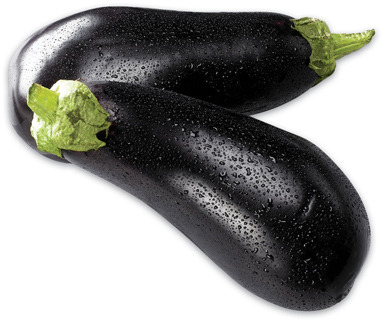 EGGPLANTS OR GREEN ZUCCHINI PRODUCT OF ONTARIO