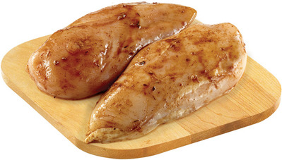 FRESH MARINATED BONELESS SKINLESS CHICKEN BREAST