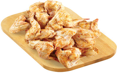 FRESH MARINATED CHICKEN WINGS