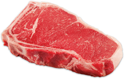 Platinum Grill Angus Bone-In Strip Loin Steak