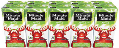 MINUTE MAID, FIVE ALIVE OR NESTEA BEVERAGES
