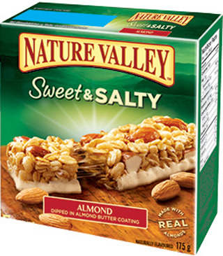 NATURE VALLEY BARS, BETTY CROCKER FRUIT SNACKS, SOURCE YOGURT, MINIGO OR TUBES