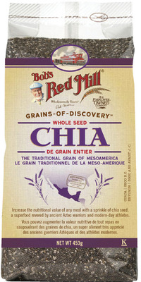 BOB RED MILL CHIA SEED
