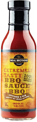 NEAL BROTHERS BBQ SAUCE