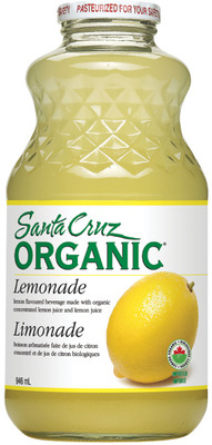 SANTA CRUZ LEMONADE OR KIJU JUICE